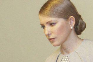 Тимошенко замовчує міжнародну доповідь по корупції в Україні