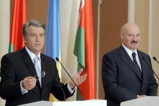 Wikileaks: США забороняли зустріч Ющенка і Лукашенка