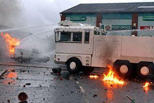 В Ірландії католики побилися з поліцейськими