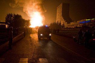 Названо причини потужного вибуху на газопроводі у Москві