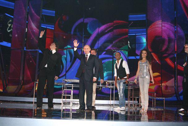"""На """"Євробаченні"""" Путін голосуватиме за Араша"""