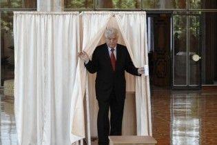 Президент Молдови Воронін обраний спікером парламенту