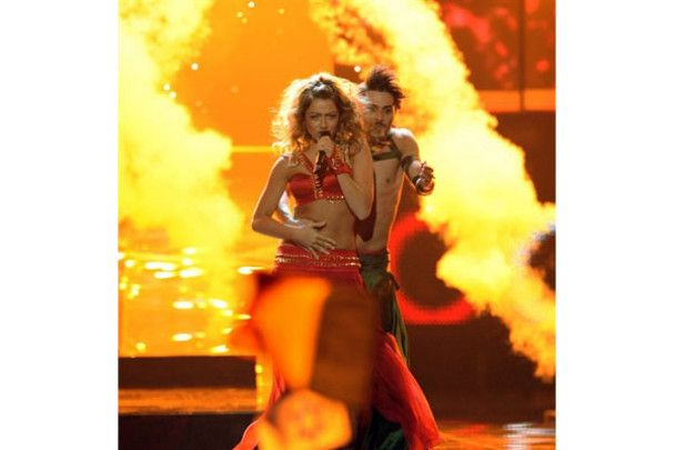 """Перший півфінал """"Євробачення 2009"""""""