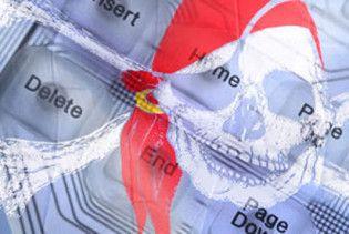Українські компанії втратили 534 мільйони через піратів