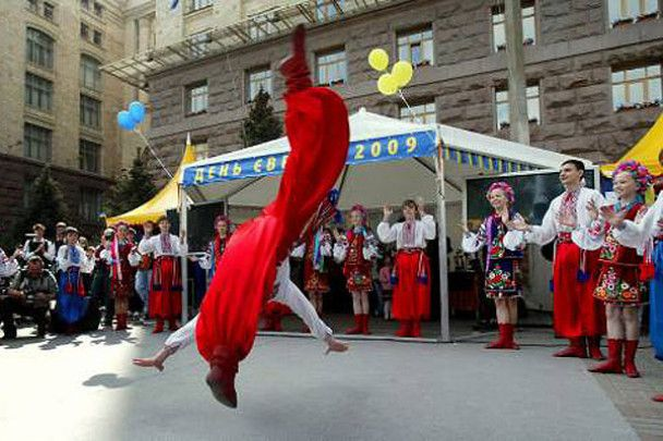 У Києві відсвяткували День Європи