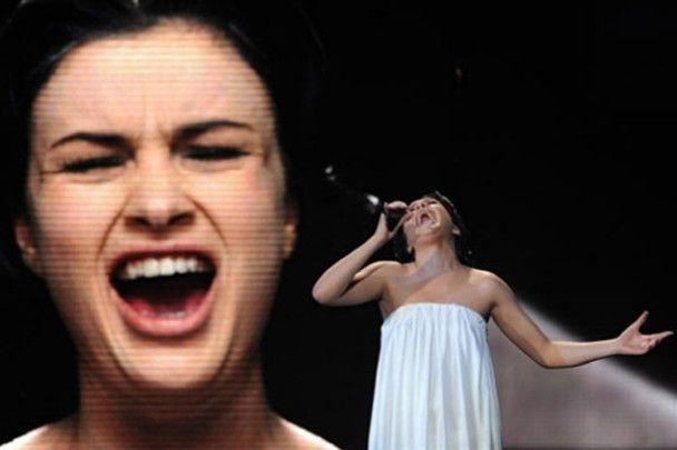 """Приходько після """"Євробачення"""" розплакалась і побігла до психолога"""