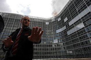 Прес-конференція Баррозу зірвана: у Єврокомісії пожежна тривога