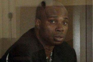 Міліція тиждень не може допитати темношкірого грабіжника