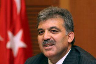Президент Туреччини постане перед судом за розтрату