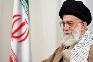 Духовний лідер Ірану попросив іранців заспокоїтися