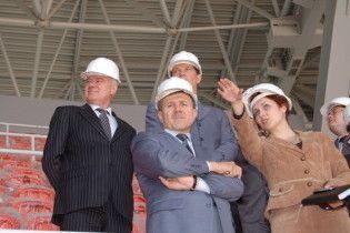 В Донецьку не знайшлося бажаючих будувати аеропорт до Євро-2012