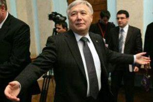 Проект звільнення Єханурова зареєстрований у Раді