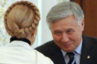 Тимошенко пообіцяла судити Єханурова за корупцію