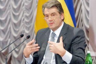Ющенко побоюється узурпації влади і звинувачує Тимошенко в змові з Росією