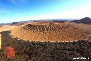 В Саудівський Аравії вперше за 700 років прокидається вулкан