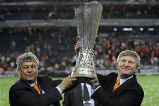 Кубок УЄФА прилетить сьогодні в Донецьк