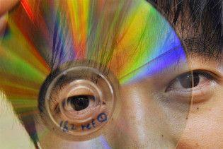 У 2020 році на один DVD записуватимуть 7,2 терабайти даних