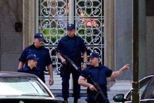 Поліція знешкодила чоловіка, який погрожував підірвати резиденцію президента Сербії