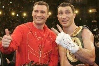 Володимир Кличко: ніколи не буду битися з братом