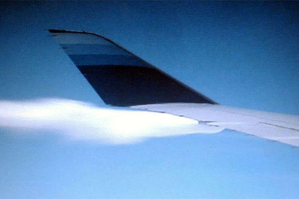 Витік палива з літака