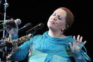 Ніно Катамадзе в суботу виступить у Києві