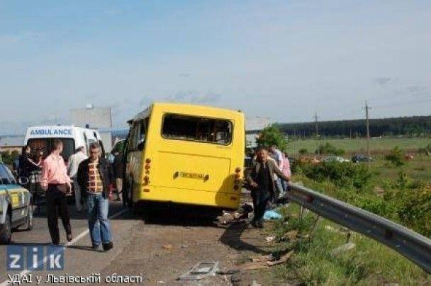 25 травня на Львівщині оголошено днем жалоби за загиблими в ДТП