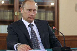 Путін: Ющенко заважає власному уряду платити за російський газ