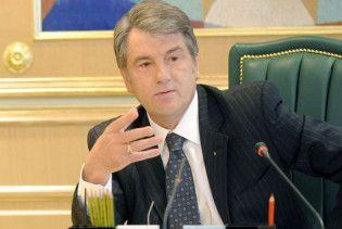 Ющенко знайшов гроші на будівництво євростадіону у Львові