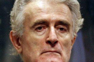 Суд над Караджичем відклали до березня 2010 року