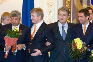 Ющенко отримав 20-й номер в команді Ахметова
