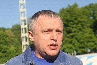 Суркіс: Газзаєв хотів перемогти в Полтаві малою кров'ю