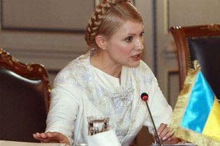 Тимошенко закликала гнати окупантів з України