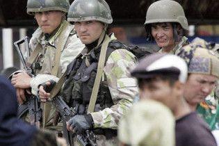 Ісламісти атакували пункт пропуску на узбецько-киргизькому кордоні