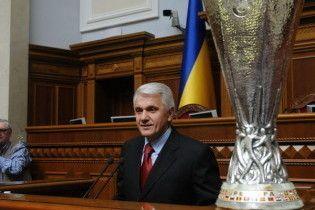 """""""Шахтар"""" отримав грамоту """"За заслуги перед українським народом""""!"""