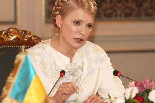 Тимошенко заборонила журналістам пити горілку