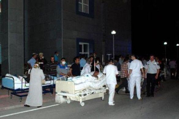 Пожежа в лікарні, Туреччина