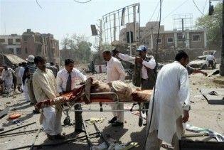 В Афганістані біля школи вибухнула замінована вантажівка