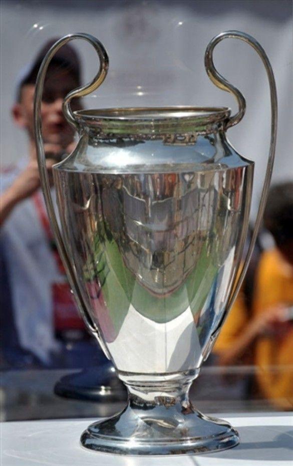 Кубок чемпіонів прибув до Риму