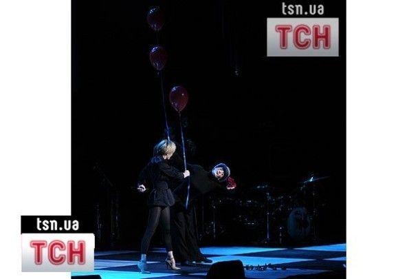 "Шоу Патрисії Каас ""Кабаре"" в Києві"