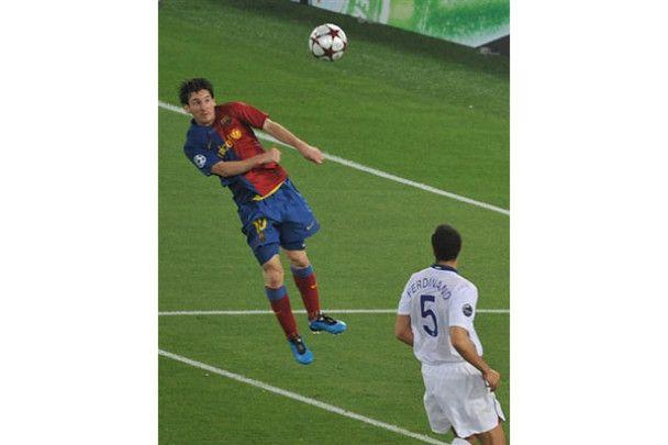 """""""Барселона"""" 2:0 МЮ. Фотозвіт"""