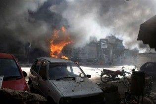 В пакистанському Пешаварі сталася серія вибухів: є загиблі