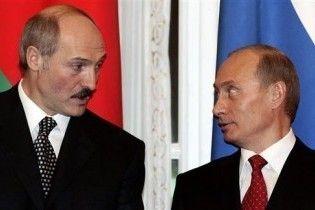 Лукашенко обурений диктатом Росії в рамках Митного союзу