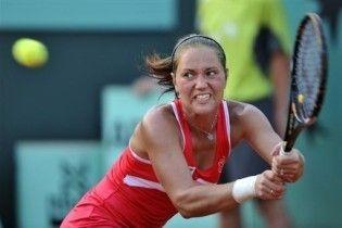 Катерина Бондаренко вийшла у чвертьфінал турніра в Празі