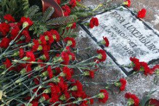 """Знайдено """"справжнє"""" тіло Рози Люксембург: воно 90 років лежало в морзі"""