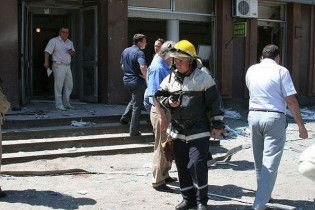 Підозрюваного у підриві мелітопольського Ощадбанку затримано