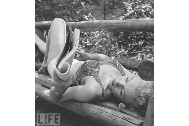 Знайдені неопубліковані фото Монро