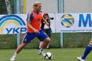 Воронін: Хорватію можна здолати бажанням і командною грою