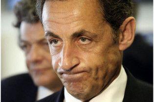 Саркозі заборонив своїм міністрам відпочивати за кордоном