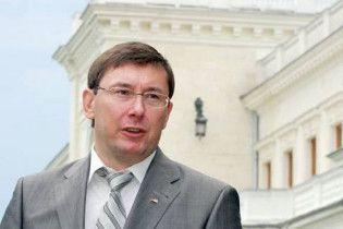 Луценко поскаржився, що не може посадити жодного з київських хабарників