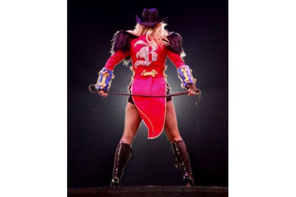 Брітні Спірс влаштувала у Лондоні еротичне шоу